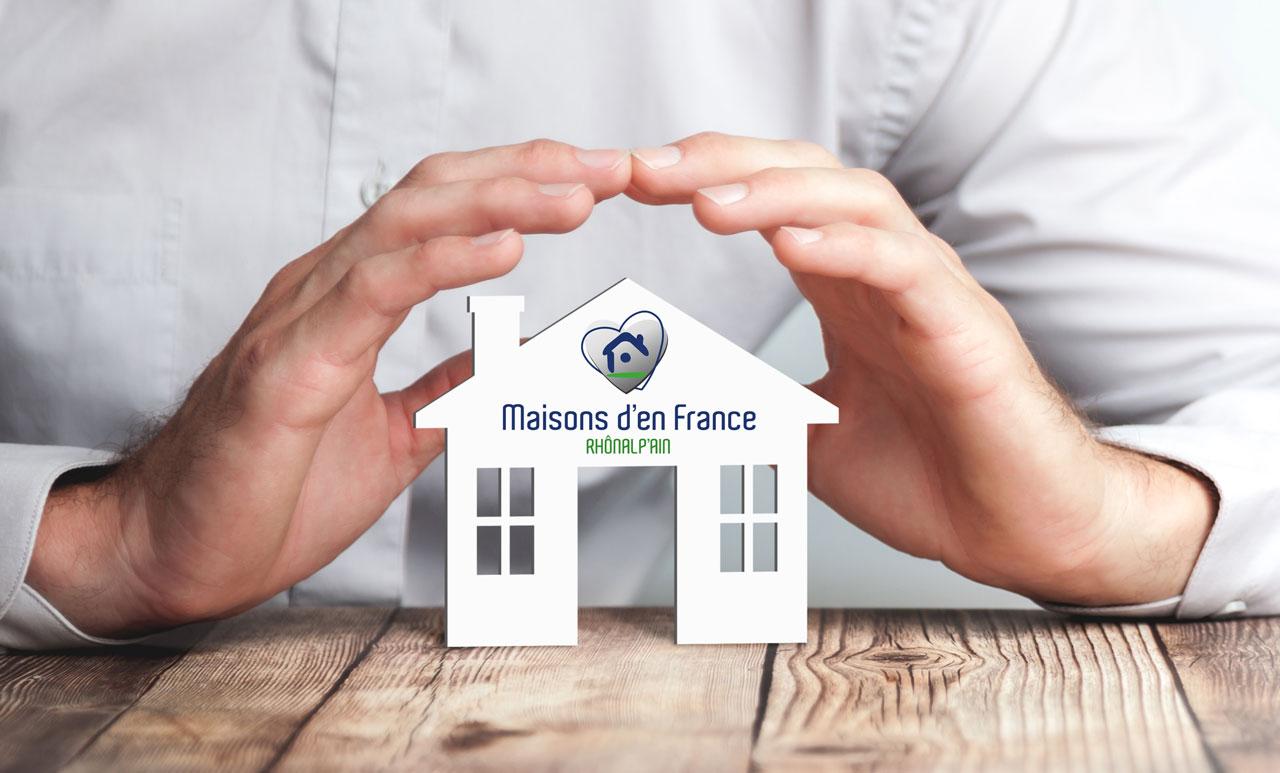 Maisons d'enFrance 01 : maisons à vendre sur catalogue ou sur mesure, construction de maison individuelle de qualité