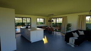 Maison à vendre : Beaujeu ! Maison de 95m carres sur sous sol sur un terrain de 600m carres, Maisons d'en France 01