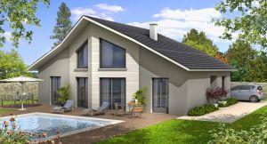 Modèle de maison personnalisable Ariane, Maisons d'en France 01